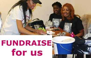 fundraise for volunteer with Kevin Kararwa Leukaemia Trust