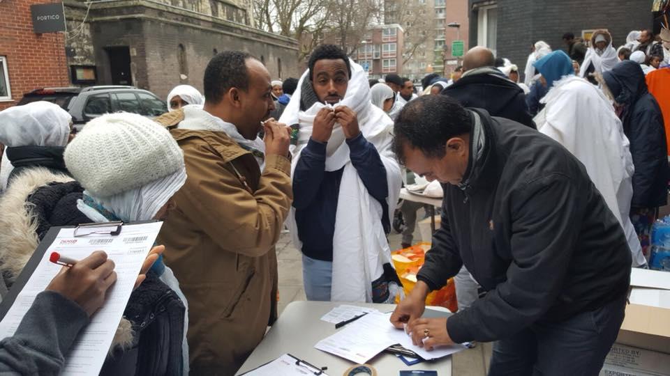 Ethiopian Community Awareness